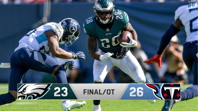 Eagles Loss to The Titans  The Good 32d7f1378