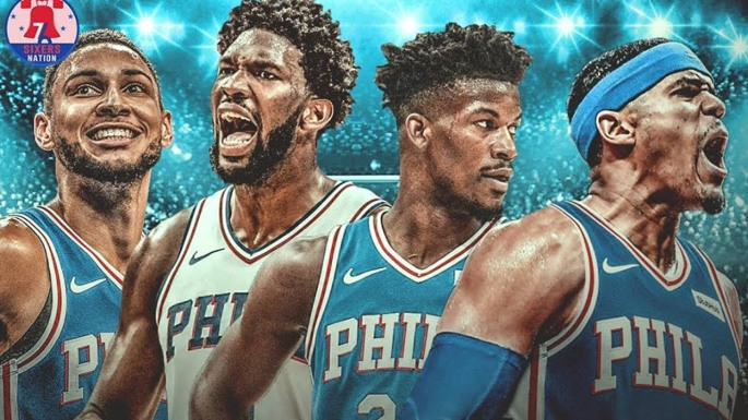 76ers core four