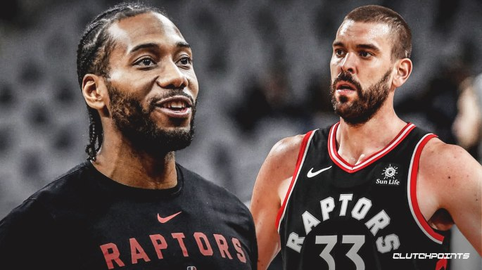 kawhi and marc